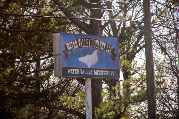 Water Valley Poultry